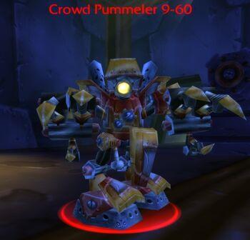 Crowd Pummeler 9