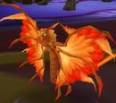 Dragonhawk Hatchling