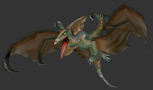 Pterrordax gray