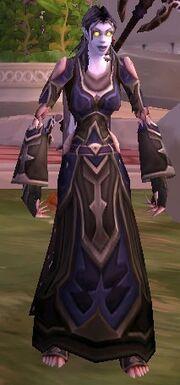 Mystic Frostwoven Robe