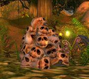 Ziata'jai Trophy Skulls
