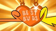 S1e16b Best Buds whole heart pendant