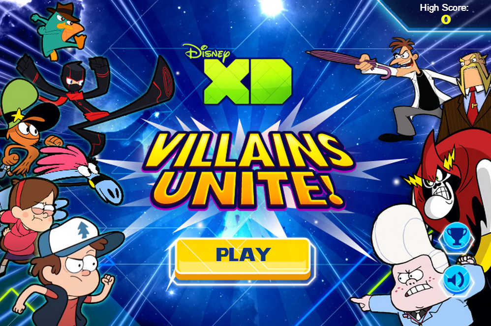 Villains United | Disney XD