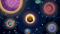 S1e2b Kingdom planet