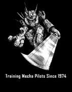 Mecha pilots back