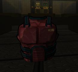 Heavy armour