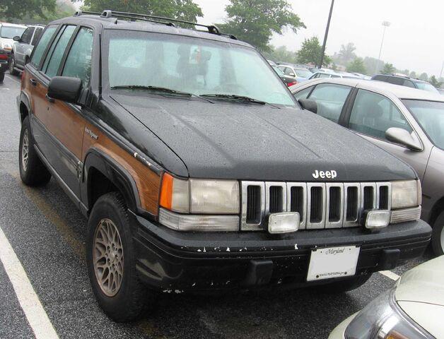 File:1993-Jeep-Grand-Wagoneer-Front.jpg