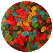 Mini-Gummi-Bears