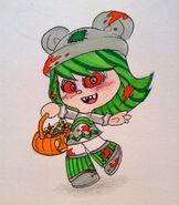 Halloween melissa