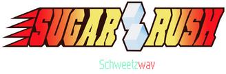 Sugar rush schweetzway logo