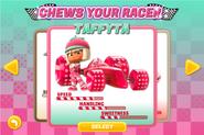 Taffyta Game Stats