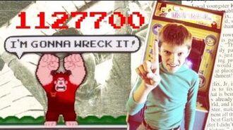"Wreck-It Ralph presents ""Garlan Hulse Where Potential Lives"""