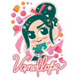 File:Vanellope Poster.png