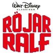 Wreck It Ralph logo Swedish