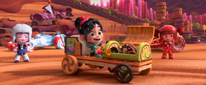 Vanellope Lickety-Split