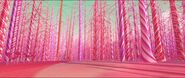 Sugar Rush candy cane forest 02