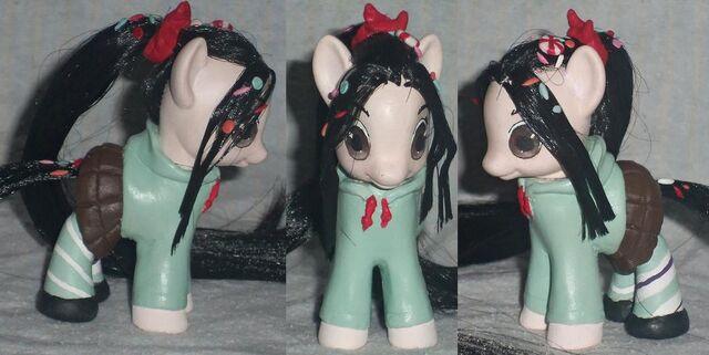File:Vanellope von schweetz a my little pony custom by ember lacewing-d5zqrdm.jpg