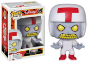 Turbo pop figure