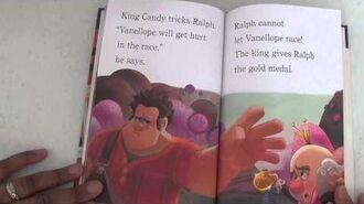 Read Me A Story Wreck-It Ralph