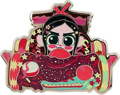File:Vanellope Pin