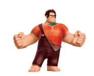 Wreck it ralph art