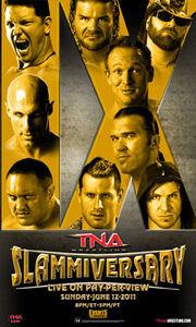 TNA Slammiversary 2011