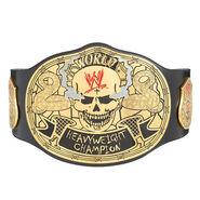 WWE Championship Smoking Skull