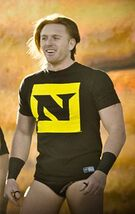 WWE Heath Slater