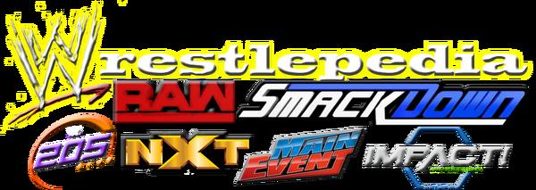 WrestlePedia Banner