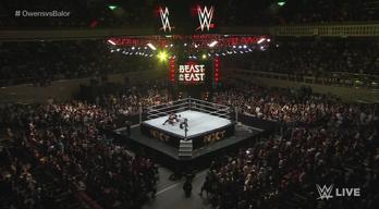 WWE Beast in the East 2015