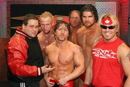 Team Canada TNA