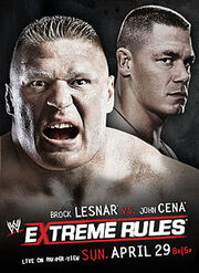Extreme Rules (2012)