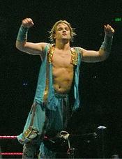 WWE Brian Kendrick
