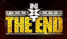 NXT TakeOver The End 2016 Logo