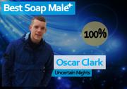 WRIXAS Winter 14 Best Soap Male winner