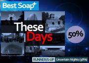 WRIXAS Winter 14 Best Soap winner