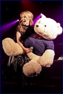 Kylie bear