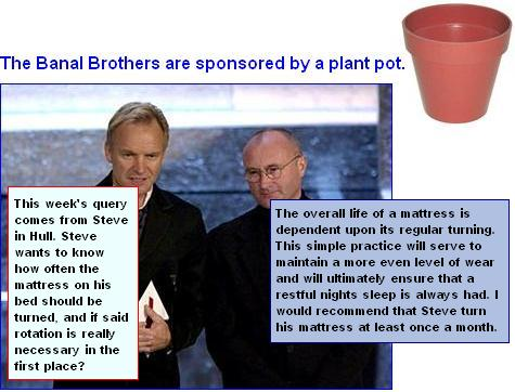 Banal brothers mattress