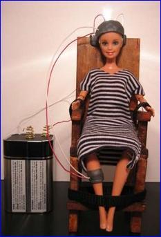 Electric barbie