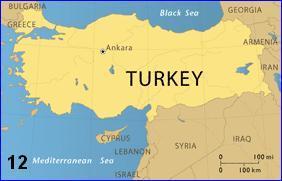 Turkey advent