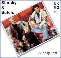 Starsky and butch