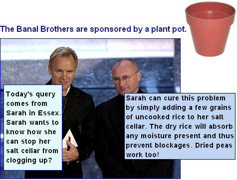 Banal brothers salt