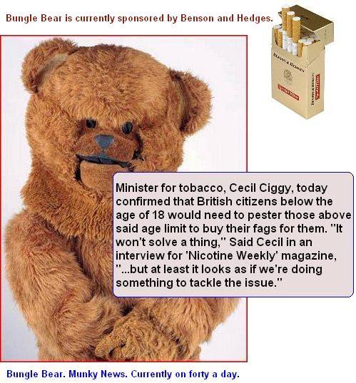 Bungle ciggy