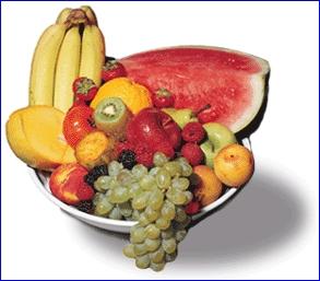 Fruit pusher