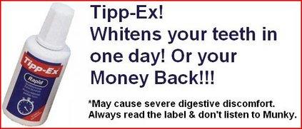 Tippppex