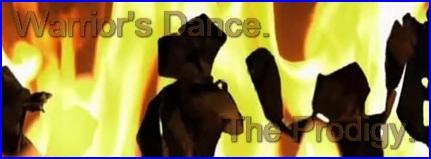 Warriors dance