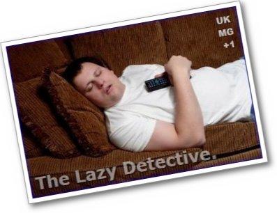 Lazydetective