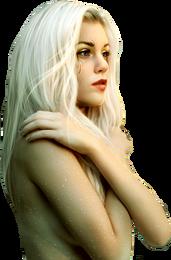Zenobia topless