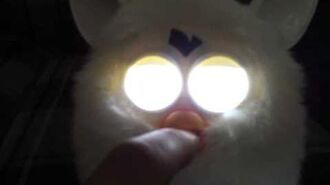How to turn your 2012 furby EVIL!