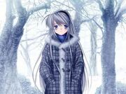 Anime Ghost girl
